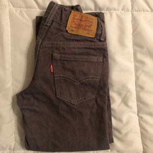Boy's Levi 505 Regular